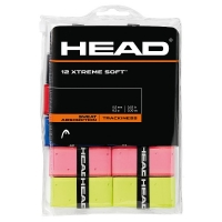 Обмотка для ручки Head Overgrip XtremeSoft Pack x12 Assorted 285405-MX