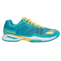 Кроссовки Babolat Jet Team All Court W 31F17651 Turquoise/Yellow