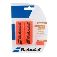 Обмотка для ручки Babolat Grip Sensation x2 Red 670064