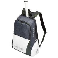 Рюкзак Head Djokovic Backpack Black/White 283039