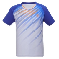 Футболка Kumpoo T-shirt M KW-0103 White/Blue