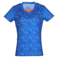 Футболка Kumpoo T-shirt W KW-0209 Blue