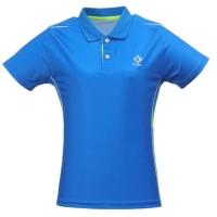Поло Kumpoo Polo Shirt W KW-0201 Blue