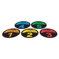 Фишки баскетбольные Shot Spotz с таймером SKLZ SHSPZ-000-04