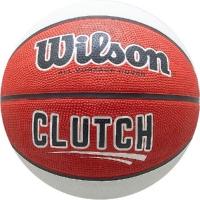 Мяч для баскетбола Wilson Clutch Brown/Gray WTB14195XB07