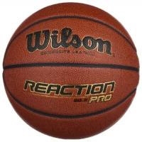 Мяч для баскетбола Wilson Reaction PRO Brown WTB10138XB06