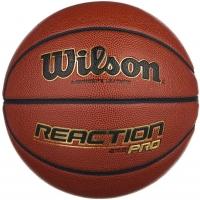 Мяч для баскетбола Wilson Reaction PRO Brown WTB10139XB05