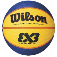 Мяч для баскетбола Wilson FIBA3x3 Official Blue/Yellow WTB0533XB