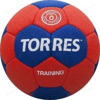 Мяч для гандбола TORRES Training Red/Blue H3005