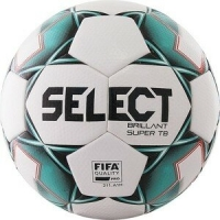 Мяч для футбола SELECT Brillant Super FIFA TB Turquoise 810316-004