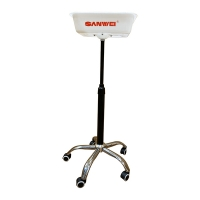 Корзина для мячей SANWEI Ball Basket Table Tennis 3102