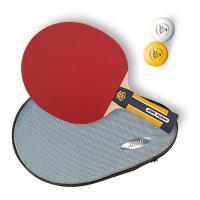 Набор для настольного тенниса ATEMI Exclusive (1r, 2b, 1c)