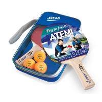 Набор для настольного тенниса ATEMI Duet (2r, 3b, 1c)
