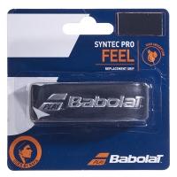 Обмотка для ручки Babolat Grip Syntec Pro x1 Black/Silver 670051