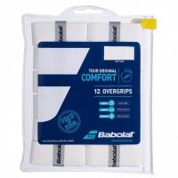 Обмотка для ручки Babolat Overgrip Tour Original x12 White 654012-101
