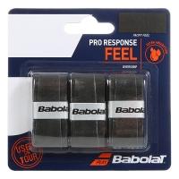 Обмотка для ручки Babolat Overgrip Pro Response x3 Black 653048