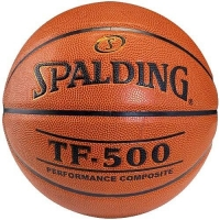 Мяч для баскетбола Spalding TF-500 Performance Orange 74-5