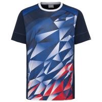 Футболка Head T-shirt JB Medley RORD Blue 816109