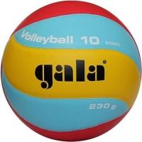 Мяч для волейбола Gala 230 Light 10 Cyan/Red/Yellow BV5651S