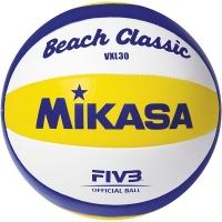 Мяч для пляжного волейбола Mikasa VXL30 Yellow/Blue