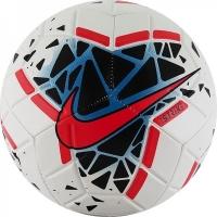 Мяч для футбола Nike Strike Black/Red SC3639-106