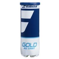 Мячи для тенниса Babolat Gold 3b 501086