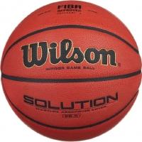 Мяч для баскетбола Wilson Solution Brown B0686X