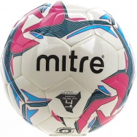 Мяч для минифутбола MITRE Pro Futsal HyperSeam Pink/Blue BB1351WG7