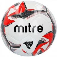 Мяч для минифутбола MITRE Futsal Tempest II Silver/Red BB9302WYI