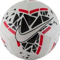 Мяч для футбола Nike Pitch Silver/Red SC3807-102