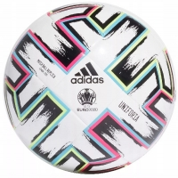 Мяч для футбола Adidas Euro 2020 Uniforia LGE White FH7339