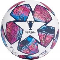 Мяч для футбола Adidas Finale 20 Istanbul Pro Purple/Blue FH7343
