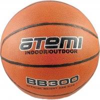 Мяч для баскетбола ATEMI BB300 Orange