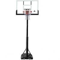 Стойка баскетбольная Мобильная DFC 1320x800mm h2.45-3.05m STAND52P