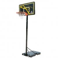 Стойка баскетбольная Мобильная DFC 1120x720mm h1.50-3.05m KIDSF