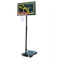 Стойка баскетбольная Мобильная DFC 800x580mm h1.65-2.10m KIDSD1