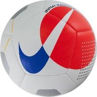 Мяч для минифутбола Nike Maestro White/Cyan/Red SC3974-101
