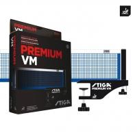 Сетка для теннисного стола Stiga Premium VM Blue 6395-00