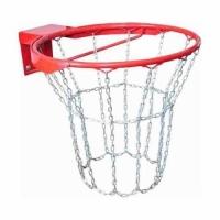 Кольцо баскетбольное Antivandal №7 Red MR-BRim7Av