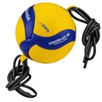 Мяч волейбольный на растяжках V300W-AT-TR Mikasa