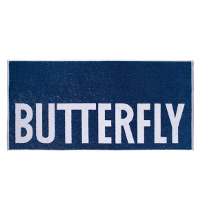 Полотенце Butterfly Sign Blue