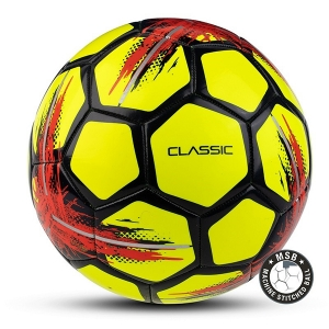 Мяч для футбола SELECT Classic Yellow/Red 815320-551