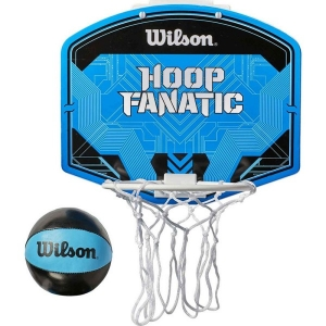 Баскетбольный набор Hoop Fanatic Mini Wilson WTBA00436