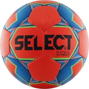 Мяч для минифутбола SELECT Futsal Street Orange/Blue 850218-552