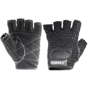 Перчатки для занятий спортом Black PL6045 TORRES