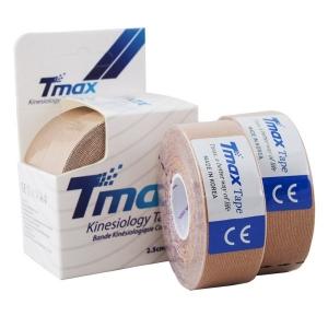 Тейп Tmax Extra Sticky 25x5000mm x2 Beige 423815