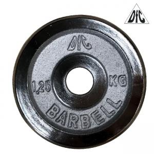 Диск хромированный 26mm 1.25kg WP031-26-1.25 DFC