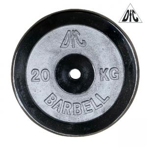 Диск хромированный 26mm 20kg WP031-26-20 DFC