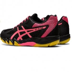 Кроссовки Asics Gel-Blade 7 W Black/Pink