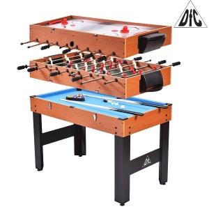 Игровой стол Трансформер DFC 3x1 Solid JG-GT-54810